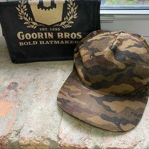 Goorin Bros. The Hunt Camo Corduroy Hat
